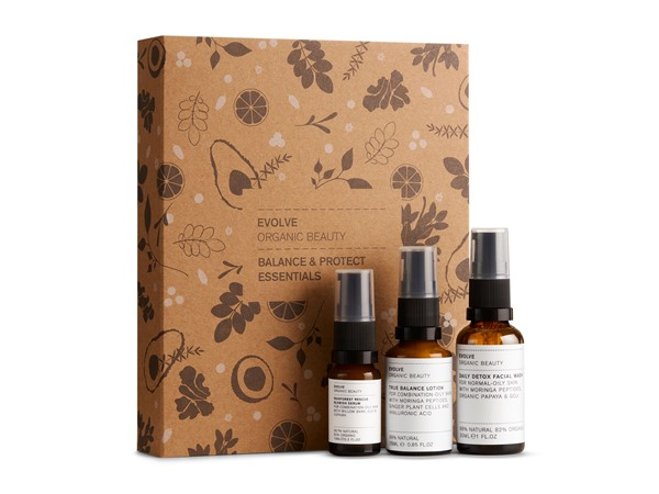 Evolve Beauty Discovery Box: Balancing