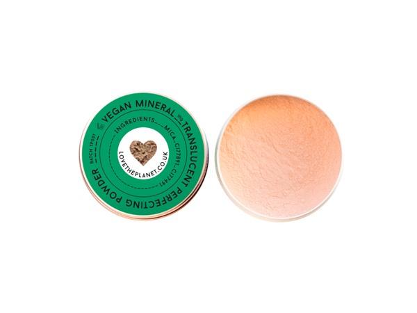 Love The Planet Vegan Translucent Perfecting Powder