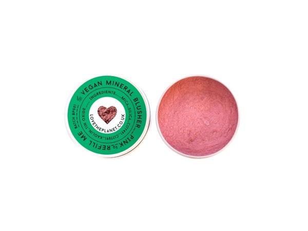 Love The Planet Vegan Mineral Blusher