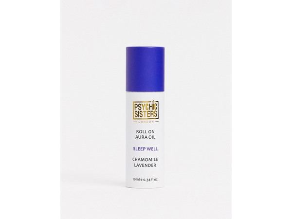 Psychic Sisters Sleep Well Roller Oil-No Colour