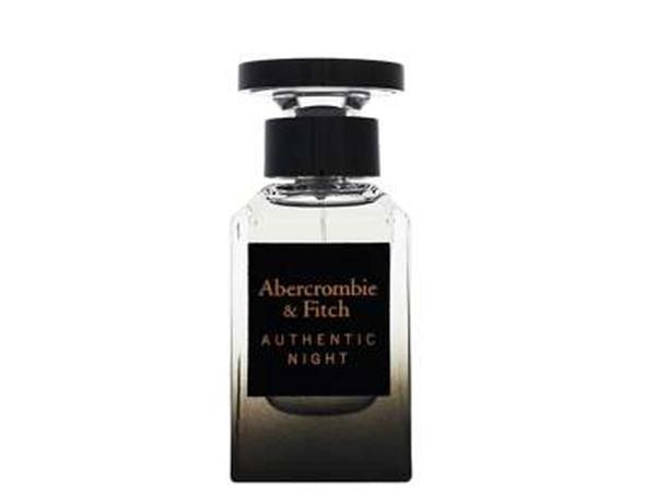 Abercrombie and Fitch Authentic Night Eau De Toilette Spray