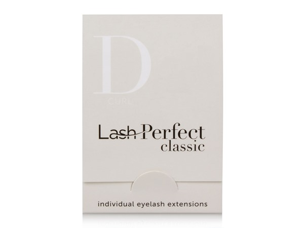 Lash Perfect Classic Loose Lashes D Curl Extra Thick