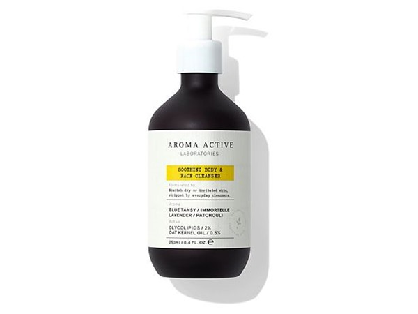 Aroma Active Soothing Body & Face Cleanser