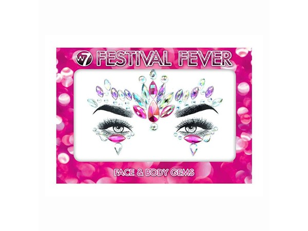 Festival Fever Face Gems