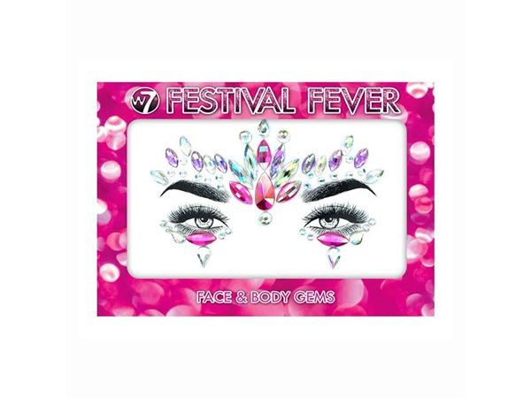 Festival Fever Face Gems