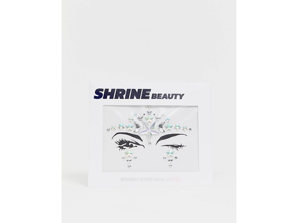 Shrine Starry Eyes Face Jewels-No Colour