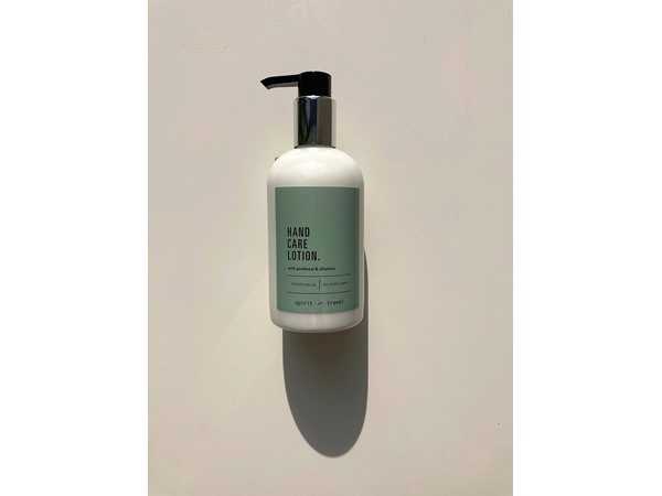 Spirit of Travel Hand Care Lotion