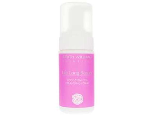 Judith Williams Lifelong Beauty Rose Stem Cell Cleansing Foam