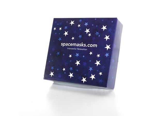 Spacemasks box