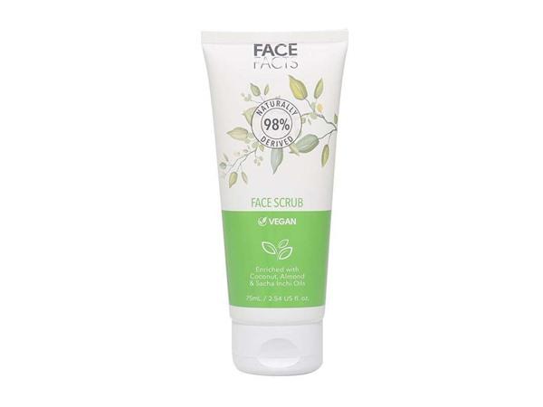 Face Facts 98% Natural Face Scrub