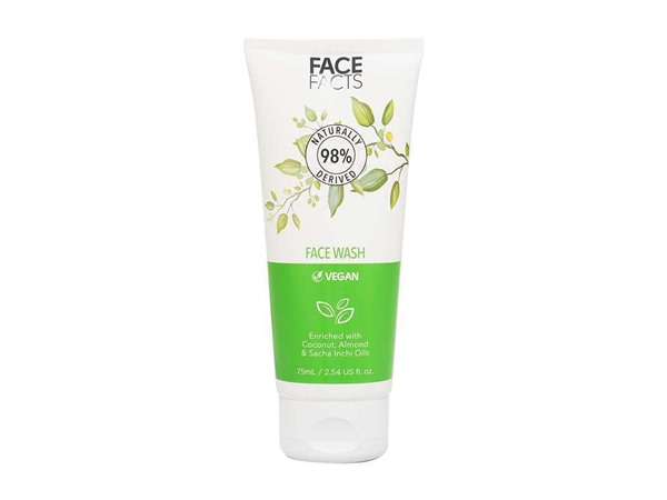 Face Facts 98% Natural Face Wash