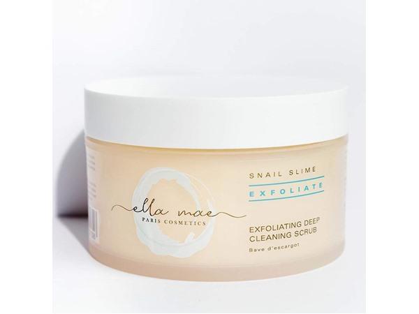 Ella Mae Cosmetics Snail Slime Exfoliating Scrub