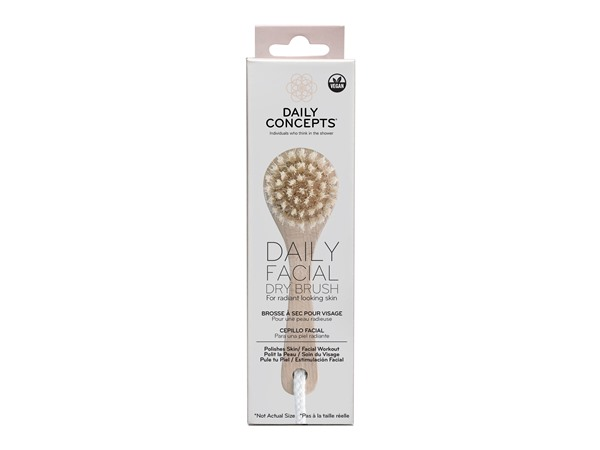 Daily Concepts Daily Facial Dry Brush