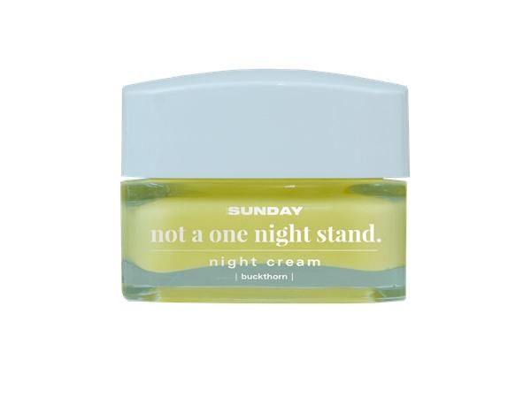 Sunday Ivy Not A One Night Stand - Buckthorn Regenerative Night Cream