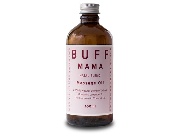 Buff Natural Body Care Buff Mama Gentle And Nurturing Massage Oil