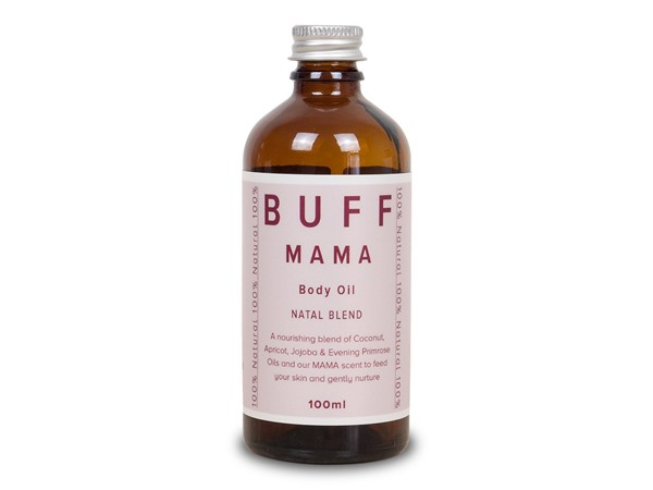 Buff Natural Body Care Buff Mama Gentle Blend Body And Bathe Oil