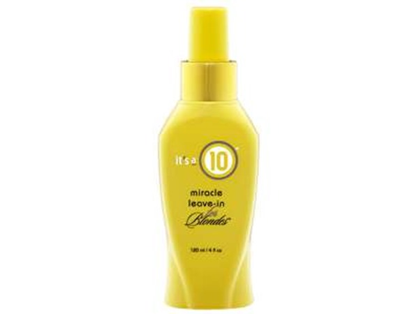 It's a 10 Miracle Leave-In Conditioner For Blondes