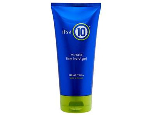It's a 10 Styling Collection Miracle Firm Hold Gel