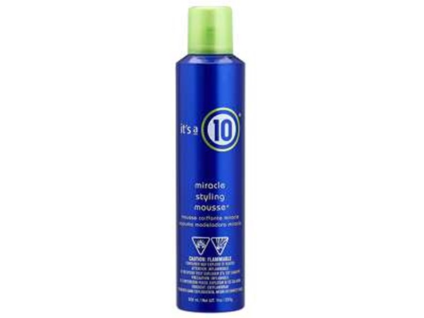 It's a 10 Styling Collection Miracle Styling Mousse