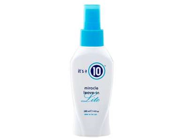 It's a 10 Volumizing Collection Miracle Leave-In Conditioner Lite
