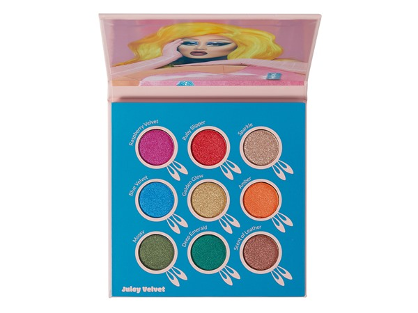 KimChi Chic Beauty Juicy Nine Juicy Velvet Palette