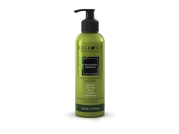 Regrowz Hair Thickening Shampoo