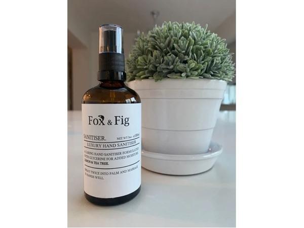 Fox & Fig Hand Sanitiser