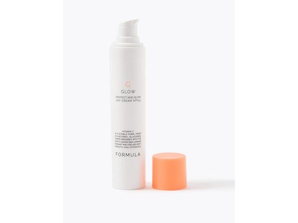 Formula Glow Protection Day Cream Spf 25