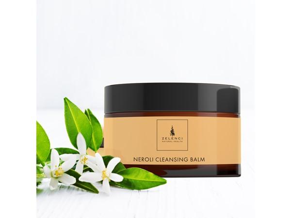 Zelenci Neroli Facial Cleansing Balm