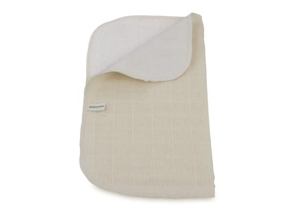 Zelenci Organic Cotton Muslin cloth. Double sided