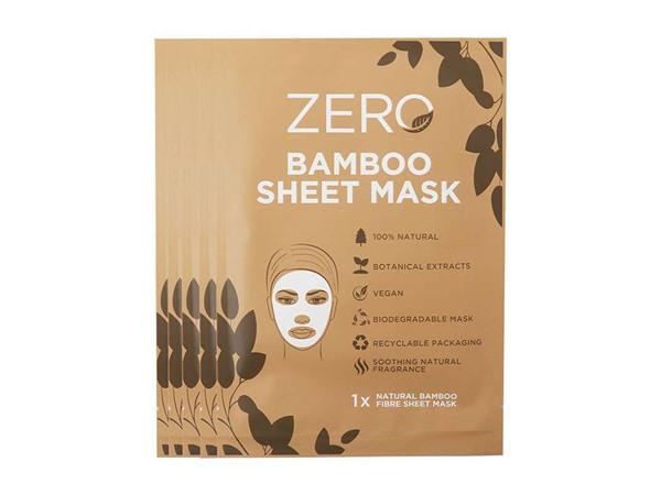 ZERO SKIN Natural Sheet Mask