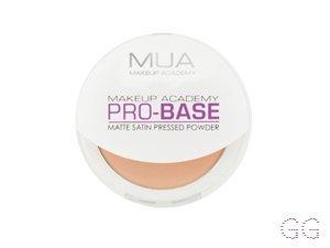 MUA Pro Matte Satin Pressed Powder