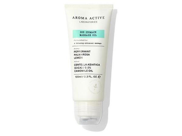 Aroma Active Laboratories Sos Stomach Massage Oil
