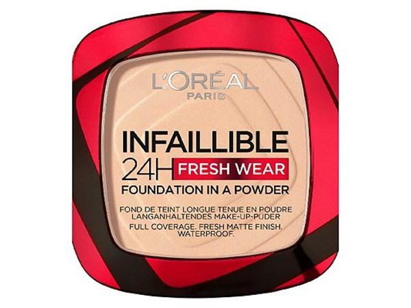 Paris Infallible 24H Fresh Wear Powder Foundation