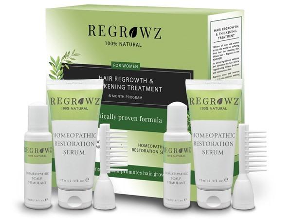 Regrowz Women's Treatment - 6 Months