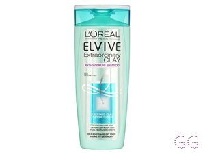 L'Oreal Elvive Extraordinary Clay Anti-Dandruff Shampoo