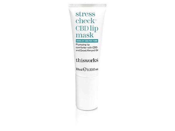 Stress Check Lip Mask