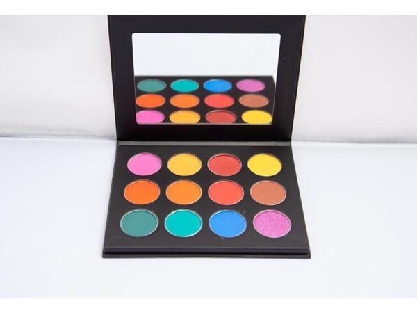 Kiori Cosmetics Eyeshadow Palette