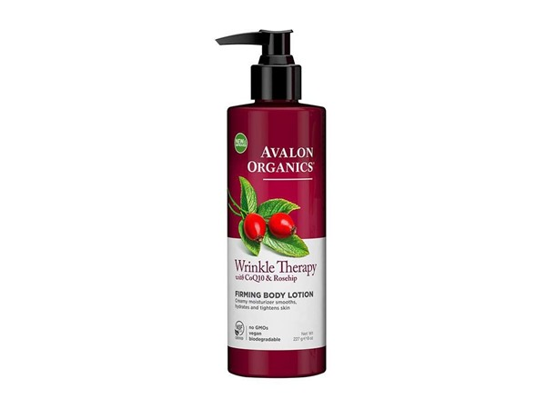 Avalon Organics Wrinkle Therapy Firming Lotion
