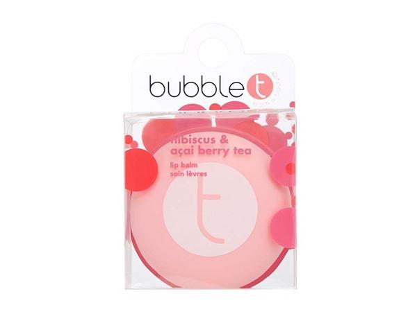 Bubble T Lip Balm Hibiscus & Acai Berry Tea