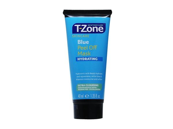 T Zone Blue Peel Off Mask