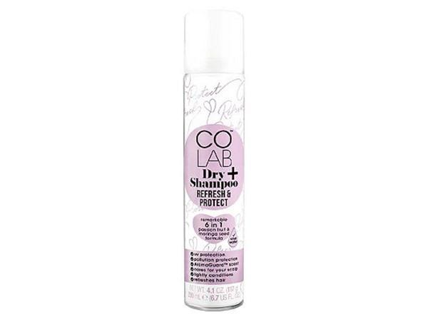 COLAB Dry Shampoo, Refresh & Protect