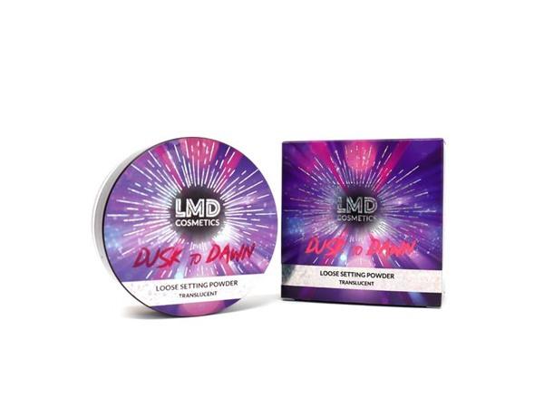 LMD Cosmetics Dusk to Dawn Loose Setting Powder