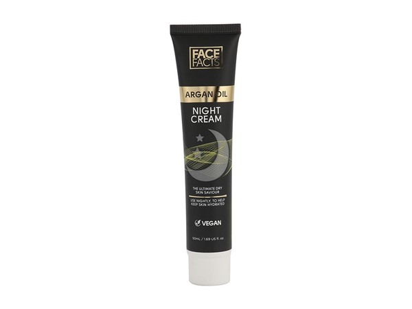 Face Facts Argan Oil Moisturising Night Cream