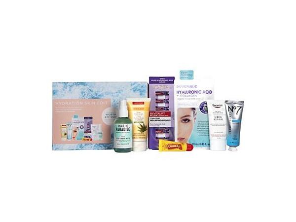 Skincare Hydration Beauty Box 2021