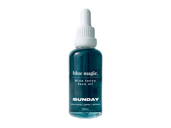 Sunday Ivy Blue Magic - Blue Tansy Face Oil For Oily & Acne Prone Skin