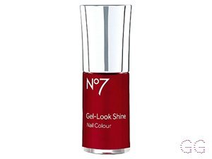 Gel Look Shine Nail Colour