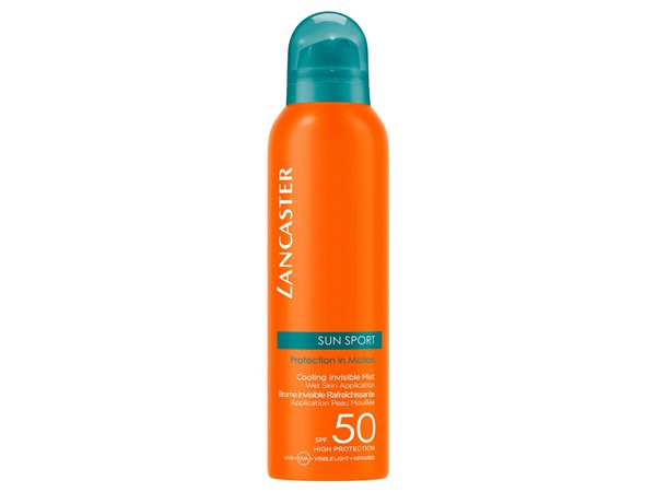 Lancaster Sun Sport Cooling Invisible Body Mist Spf50
