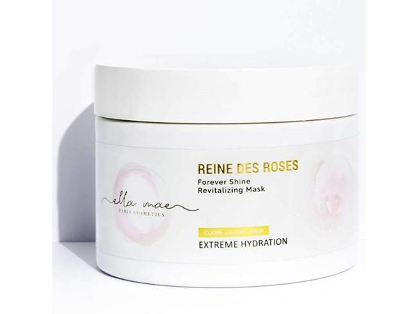 Ella Mae Cosmetics Anti-Oiliness Balancing Rosewater Mask