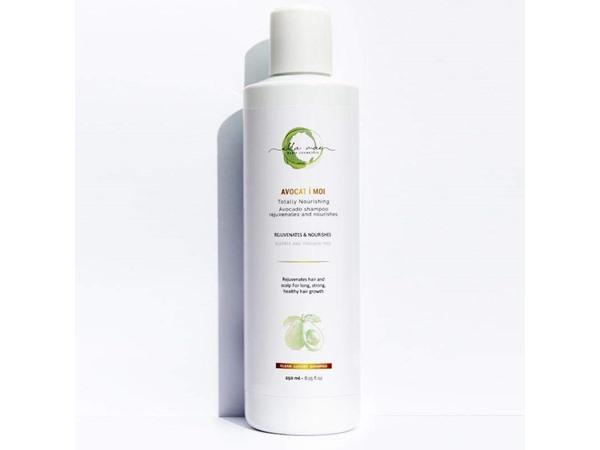 Ella Mae Cosmetics Lasting Nutrition Avocado Shampoo